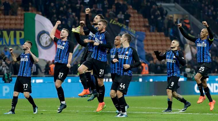 Inter Milan Move Second In Table After Win Over Atalanta