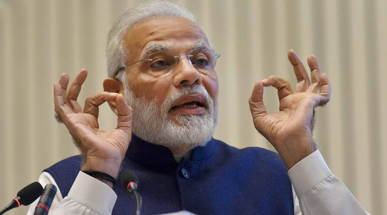 Legislature, judiciary and executive must fulfill people's wishes by remaining within 'limits', says PM Modi