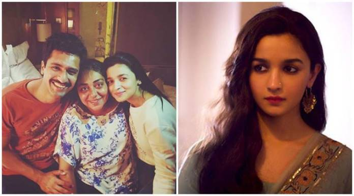 Alia Bhatt's fans will see her in a different avatar in Raazi.