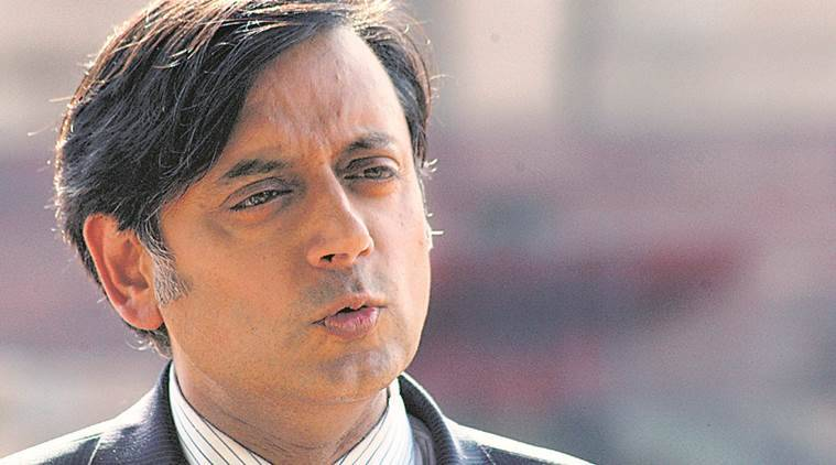 shashi tharoor on constitution