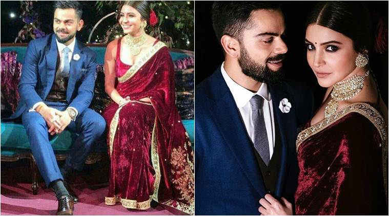 Image result for virat and anushka engagement photos