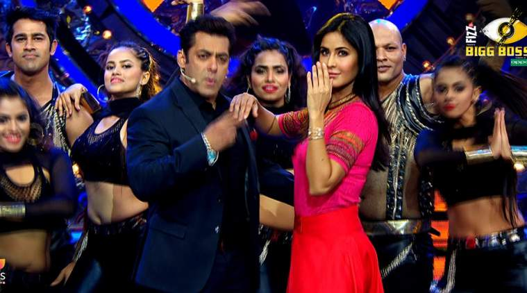 Bigg Boss 11 December 2 Weekend Ka Vaar written updates: Salman and Katrina play fun games before releasing Tiger Zinda Hai song