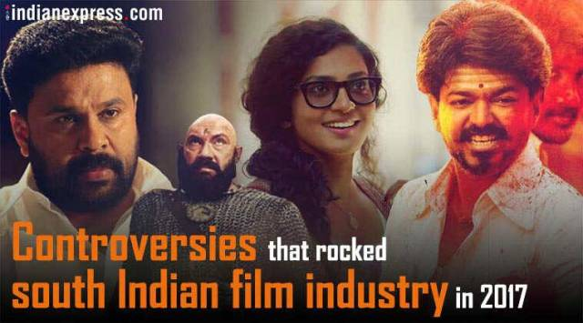 From Mersal to Dileep, South Indian film industrys controversies in 2017