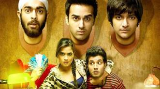 Image result for image of movie fukrey