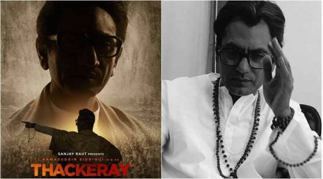 Thackeray Movie Cast Trailer Release Date Review Poster Income