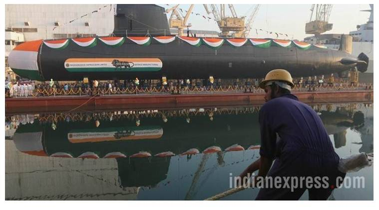 INS Kalvari to be dedicated to nation today