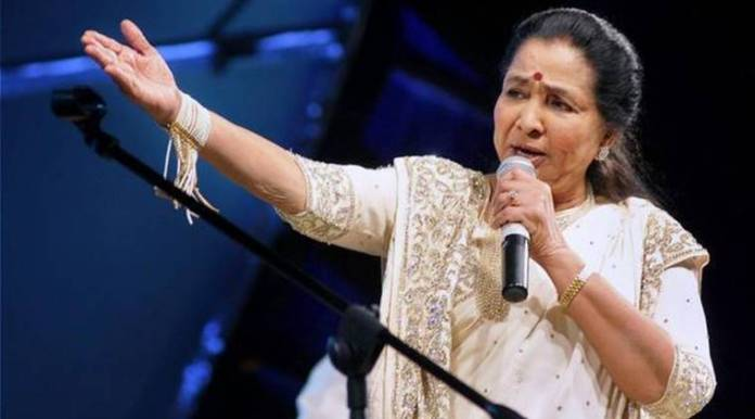 asha bhosle awards
