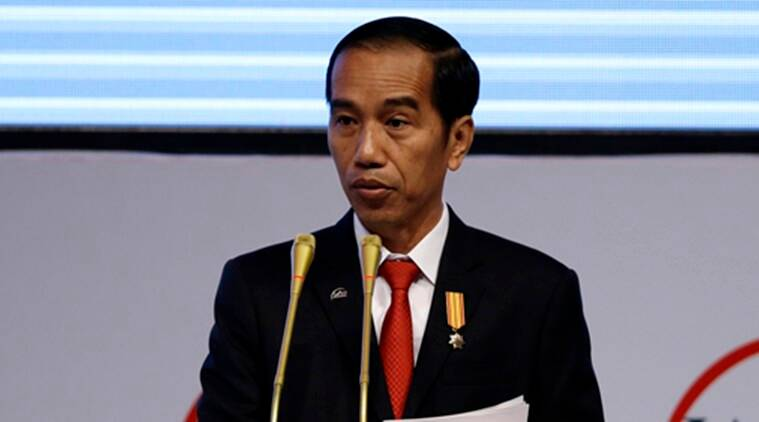 Indonesia on high alert as voting starts in regional elections, Joko Widodo, indonesia elections