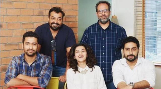 Abhishek Bachchan, Taapsee Pannu and Vicky Kaushal starrer Manmarziyaan to go on floors inFebruary