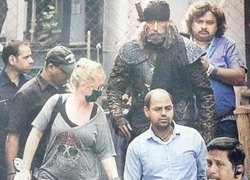 thugs of hindostan amitabh bachchan