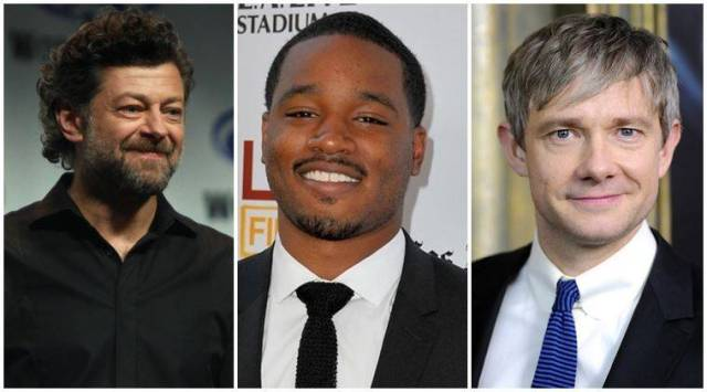 Black Panther director Ryan Coogler shares his experience of working with Andy Serkis and MartinFreeman