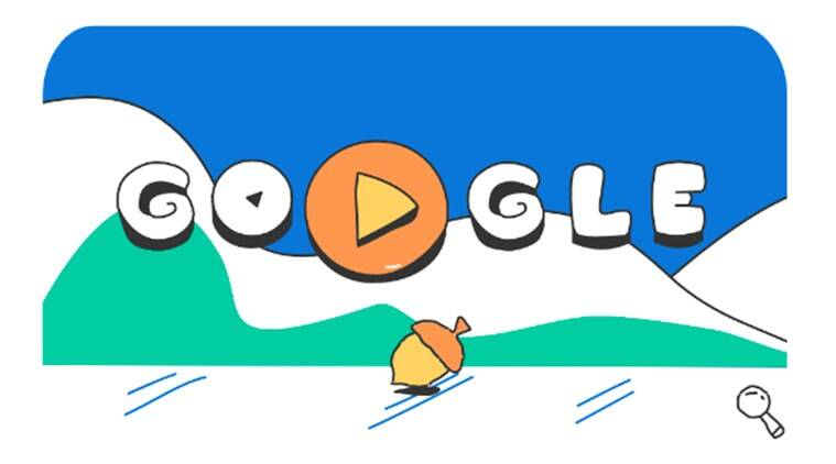 Google Doodle Celebrates Day 14 Of Winter Olympic Games