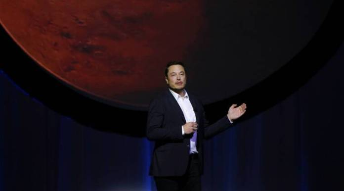 SpaceX Falcon Heavy lanuch, Elon Musk SpaceX, Tesla Roadster payload, SpaceX Mars mission, Blue Origin, Jeff Bezos, Cap Canaveral Air Force Base, SpaceX missions