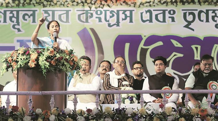 Mamata Banerjee in Howrah: 'In 2019, BJP will be so badly defeated they will be not be found… even with a telescope'