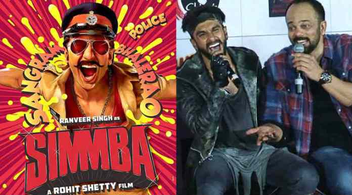 Ranveer Singh and Rohit Shetty film Simmba