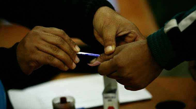 Schools in Assam used as polling stations in Meghalayapolls