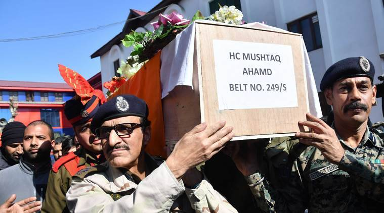 Militants kill cops in Srinagar hospital