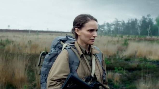 annihilation still