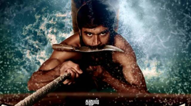 Vada Chennai first look: Meet Dhanush as Vetrimarans Anbu