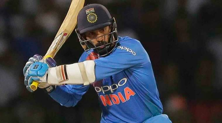 'I was just thinking to hit every ball for a boundary, as simple as that,' says Nidahas Trophy hero Dinesh Karthik