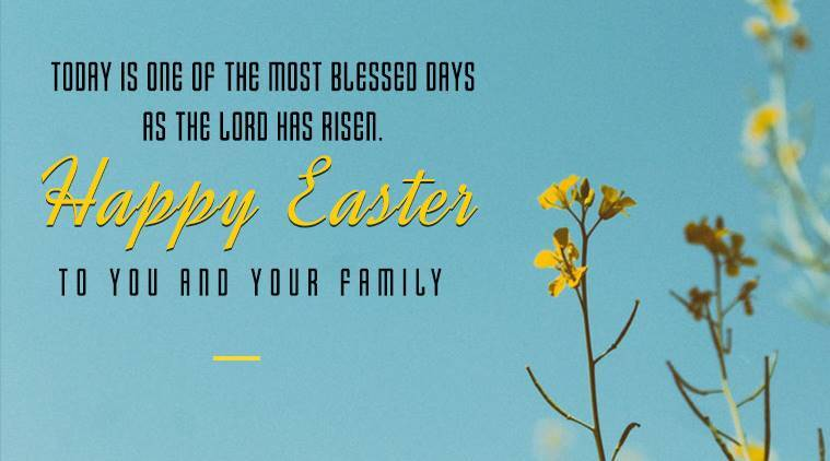 Happy Easter 2018: Wishes, Images, WhatsApp, Facebook Status and Messages, Quotes, Greetings, Wallpapers to send to your loved ones!