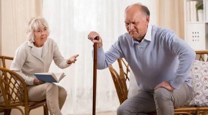 knee pain, depression, elderly depression, knee pain elderly, Osteoarthritis, Osteoarthritis effects, Osteoarthritis depression, health news, indian express