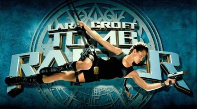 The 3 ingredients of 2001s Tomb Raider: Sad script, decent action, and a hard-at-work Angelina Jolie