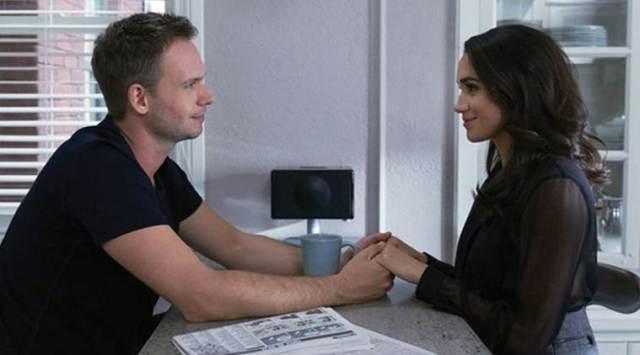 Meghan Markle and Patrick Adams leaving Suits together allowed us to give them a happy ending: Aaron Korsh