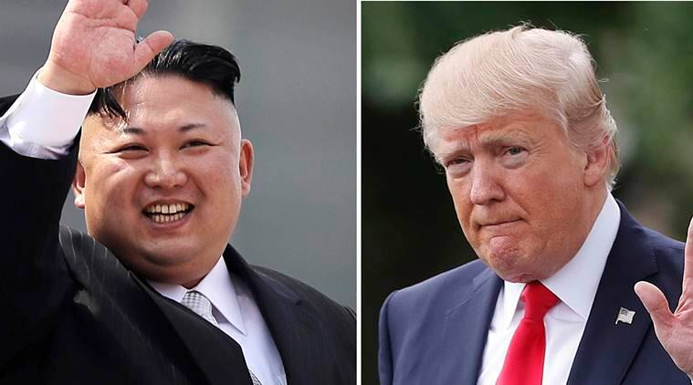 Trump and Kim set to arrive in Singapore