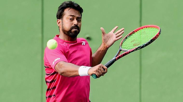 Davis Cup: World record beckons Leander Paes in tie against China