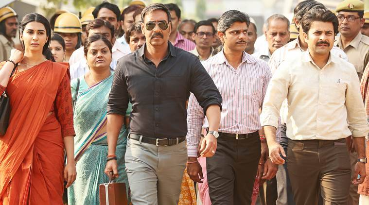 Image result for ajay devgan raid