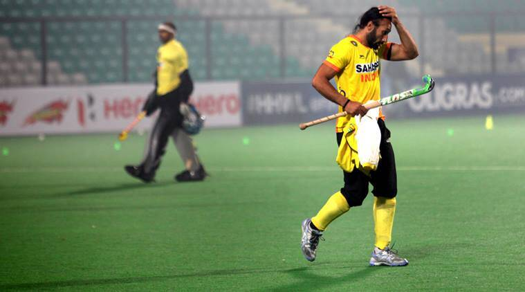 Swansong or second wind for SardarSingh