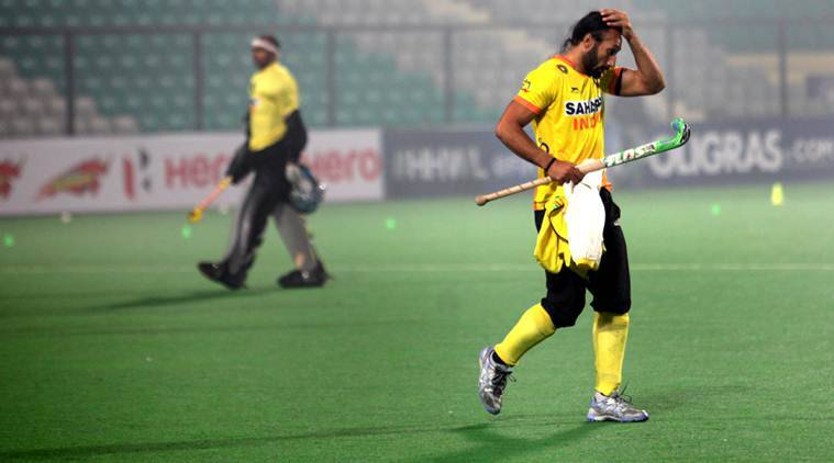 Sardar Singh likely to be dropped from Commonwealth Games 2018 squad due to fitnessconcerns