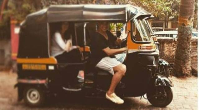 When Akshay Kumar turned rickshaw-driver for wife Twinkle Khanna