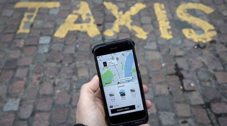 Google Maps removes Uber formation on Android app