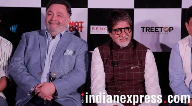 102 Not Out actor Amitabh Bachchan: Senior citizens should not be marginalised, but treated with dignity andrespect