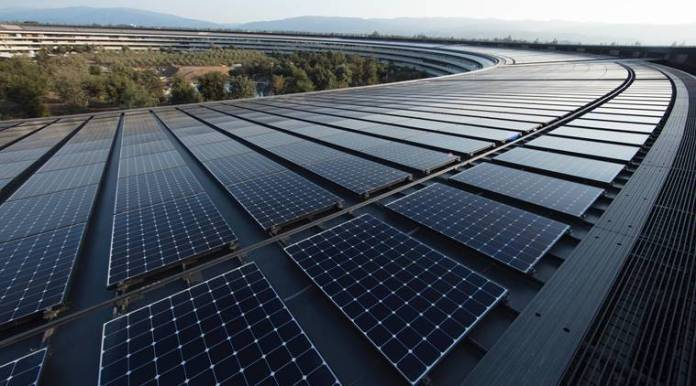 Apple is now powered fully by renewable energy