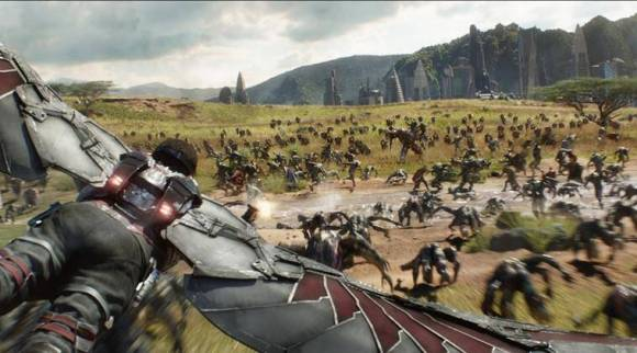 Avengers Infinity War: New promo promises epic Wakanda battle and the end of theworld