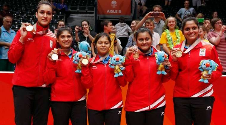 Cwg 2018 India Script History Win First Gold In Women S