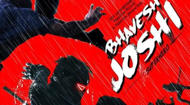 Bhavesh Joshi Superhero first look: Harshvardhan Kapoor and Vikramaditya Motwane join hands for a quirky action film
