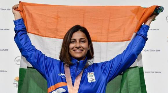 CWG 2018 Live, Day 6 Live Updates: Heena Sidhu wins gold medal; India qualify for hockey semis; Amit Phangal, Naman Tanwar, Mohammed Hussamuddin assured of medals