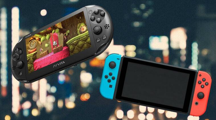 Five Reasons Why You Should Still Purchase A Sony Playstation Vita Over A Nintendo Switch