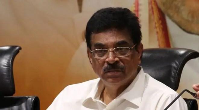 Andhra Pradesh: BJP MP Hari Babu resigns as party state president