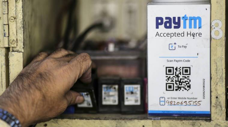 We do not share user information with third-parties, govt:Paytm