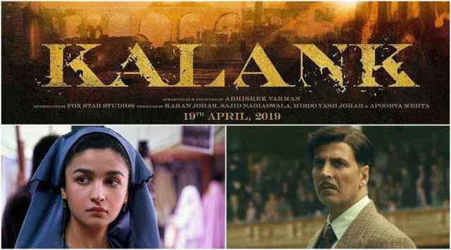 Not just Kalank, here are 10 other period dramas that will soon hit screens