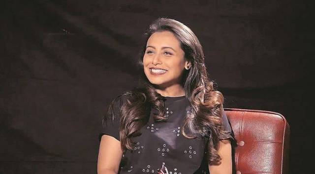 In India, actresses are pushed to marry late: RaniMukerji