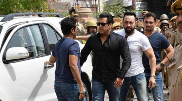 Salman Khan gets 5-year jail term in blackbuck poaching case: 10 things you should know