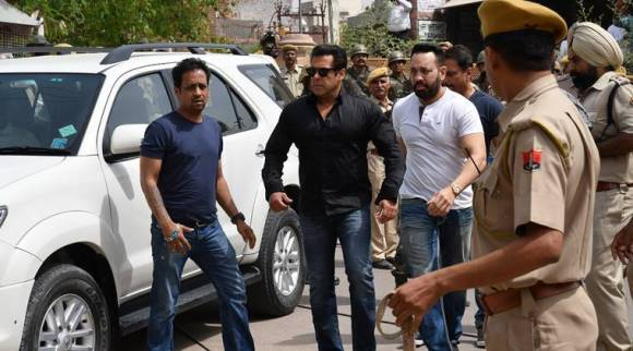 Salman Khan verdict LIVE Updates: Actor being taken to Jodhpur Central jail, lawyers move sessions court for bail