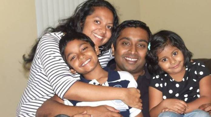 Indian family missing in california