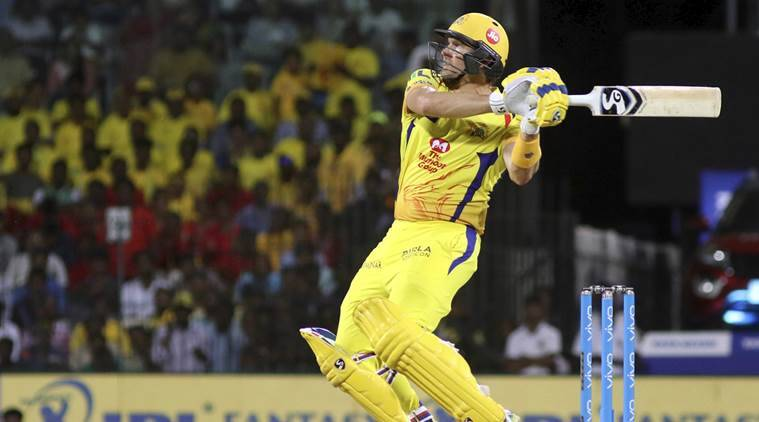 Image result for shane watson csk